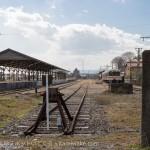 美濃赤坂駅探索!東海道線の終点駅で見る開放的な貨物列車の積み下ろし場