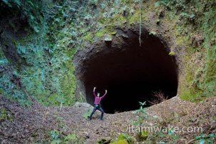 超危険な巨大廃トンネル 大分県の大石隧道で穴にこもる