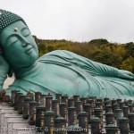 福岡県 南蔵院で日本一巨大な涅槃像を見る!住職が宝くじで1億当てた開運系珍スポット