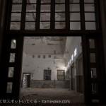 旧東青山駅変電所はとても美しく、絵になる廃墟でした
