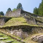 岩村城観光 日本で最も高い位置にある城で女城主に思いを馳せる