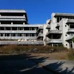 愛知県蒲郡市の巨大ホテル廃墟に行ってきた!