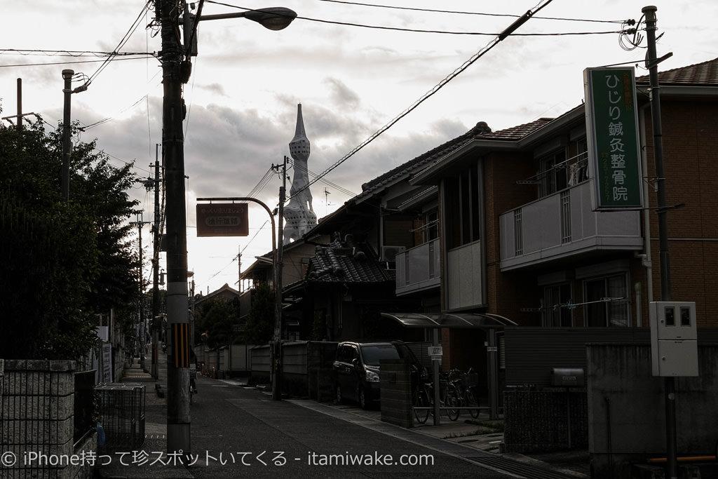 「PLの塔」がぶっ飛んでてすごい!大阪府富田林市にある高さ180mの不思議な巨大建築!